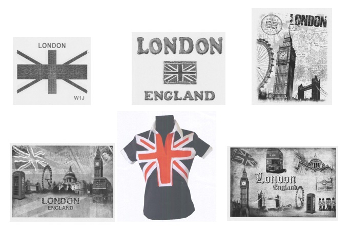 State Symbols In Industrial Designs Foreign Experience